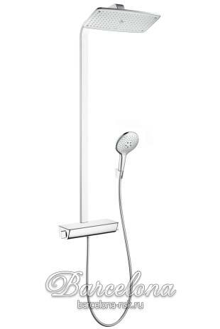 Hansgrohe Raindance Select 360 Showerpipe, ½'